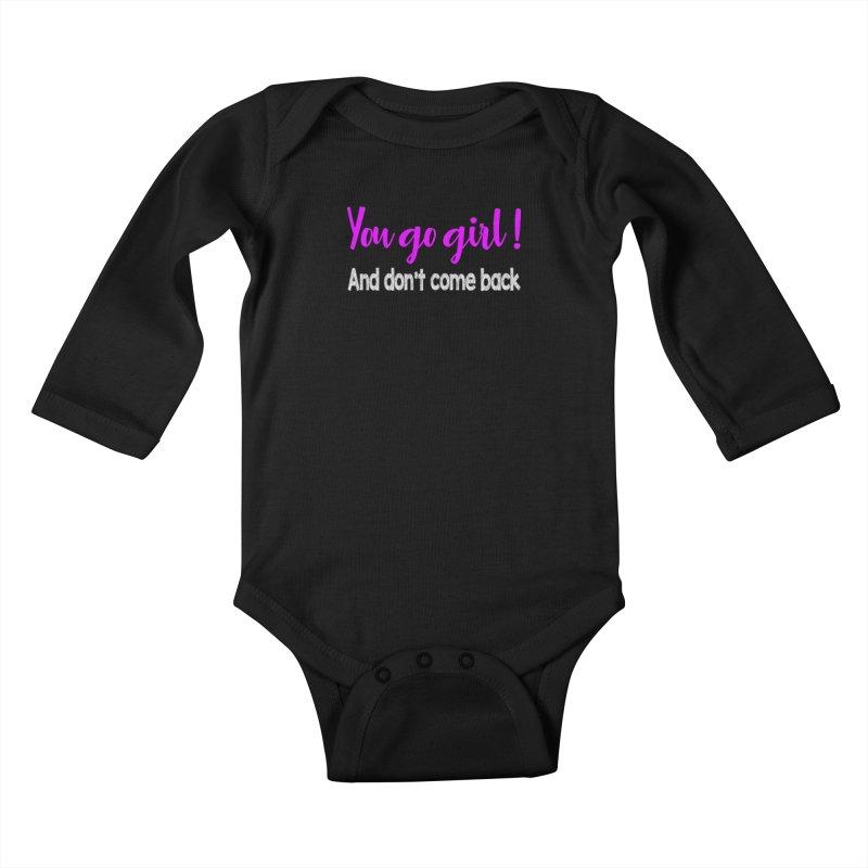 Sarcastic Girlfriend Kids Baby Longsleeve Bodysuit by Aura Designs | Funny T shirt, Sweatshirt, Phone ca