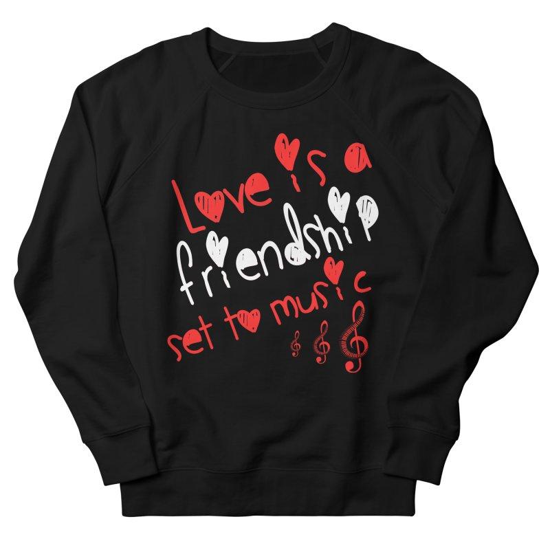 Love Women's French Terry Sweatshirt by Aura Designs | Funny T shirt, Sweatshirt, Phone ca