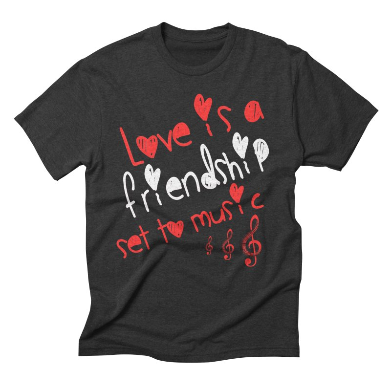 Love Men's Triblend T-Shirt by Aura Designs | Funny T shirt, Sweatshirt, Phone ca
