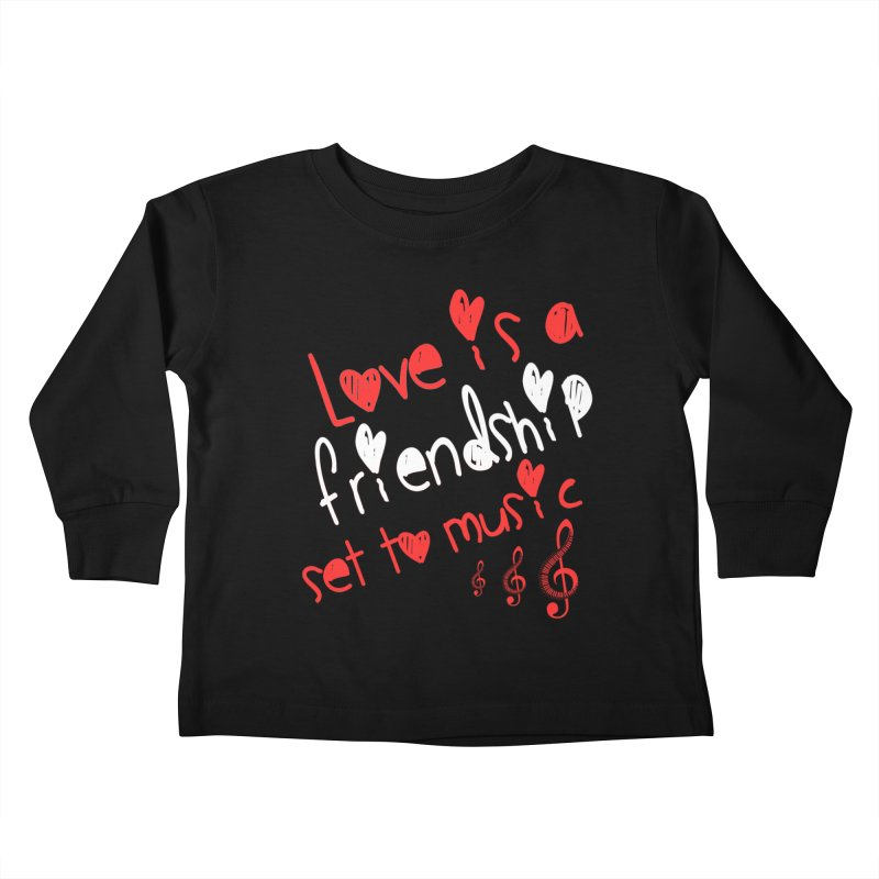 Love Kids Toddler Longsleeve T-Shirt by Aura Designs | Funny T shirt, Sweatshirt, Phone ca