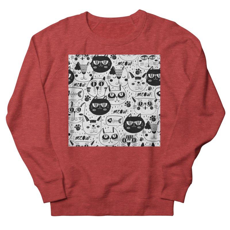 MEOW Women's French Terry Sweatshirt by Aura Designs | Funny T shirt, Sweatshirt, Phone ca