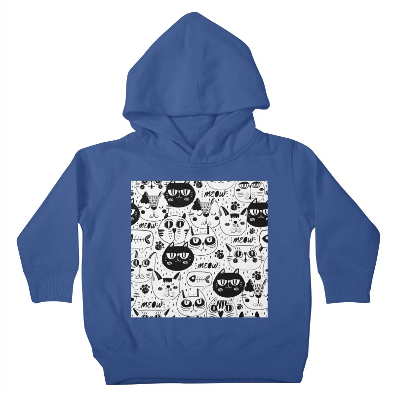 MEOW Kids Toddler Pullover Hoody by Aura Designs | Funny T shirt, Sweatshirt, Phone ca