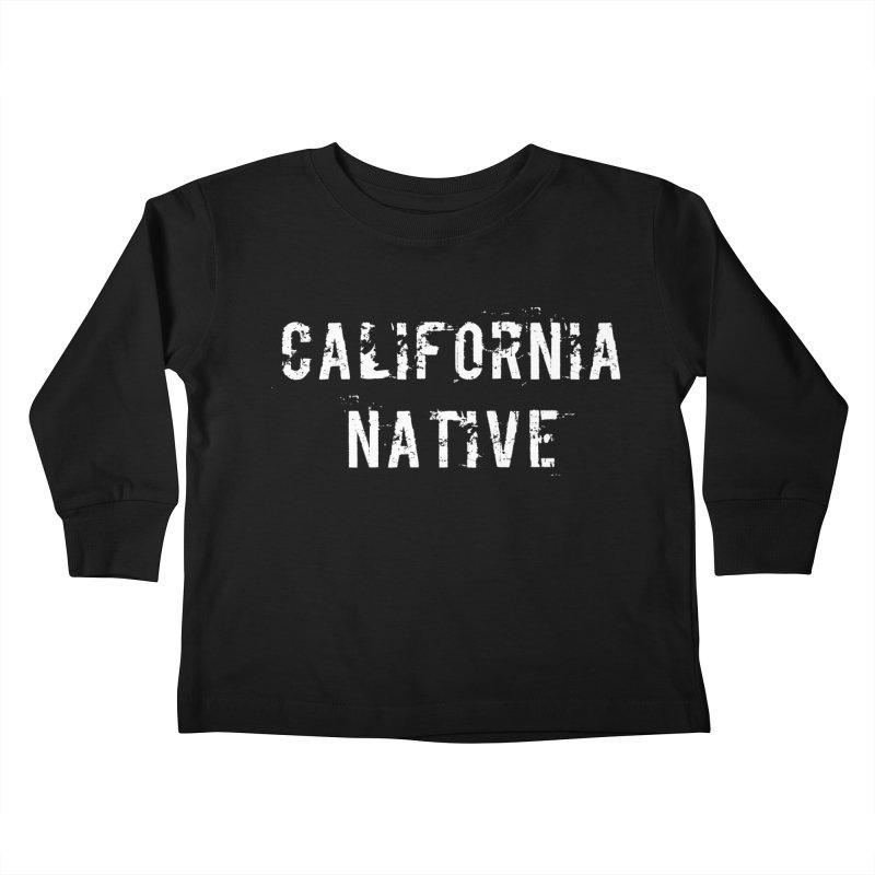 California Native Kids Toddler Longsleeve T-Shirt by Aura Designs | Funny T shirt, Sweatshirt, Phone ca