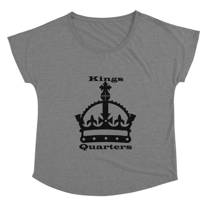 Kings Quarters Band SWAG Women's Scoop Neck by Author Lisa Becker's SWAG Shop
