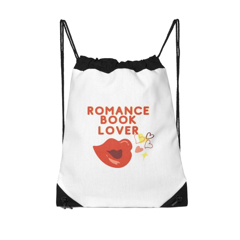 Romance Book Lover Accessories Bag by Author Lisa Becker's SWAG Shop