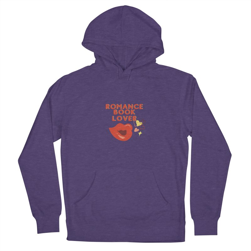Romance Book Lover Women's Pullover Hoody by Author Lisa Becker's SWAG Shop