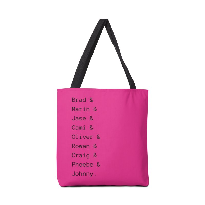 Starfish Rock Star Romance Cast Accessories Bag by Author Lisa Becker's SWAG Shop