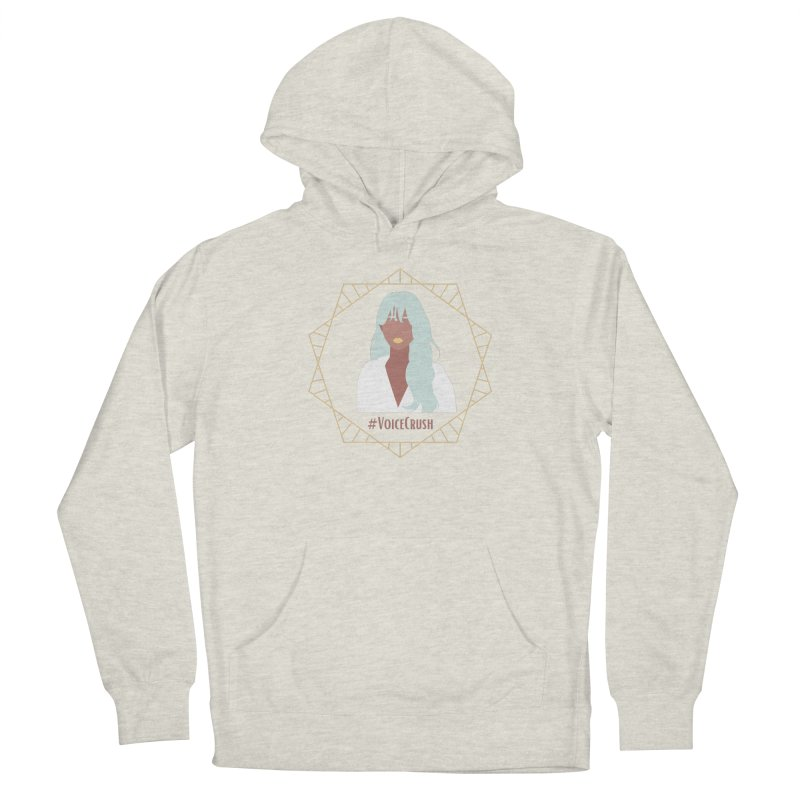 #VoiceCrush Women's Pullover Hoody by Author Lisa Becker's SWAG Shop
