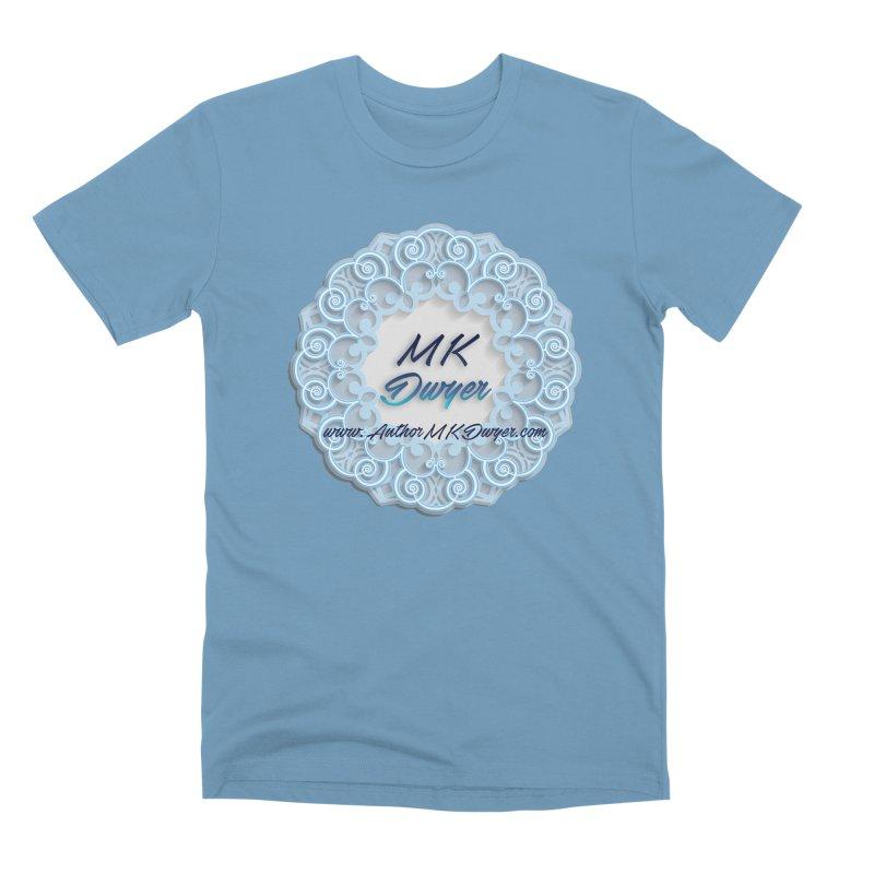 MK Dwyer Logo Men's Premium T-Shirt by AuthorMKDwyer's Artist Shop