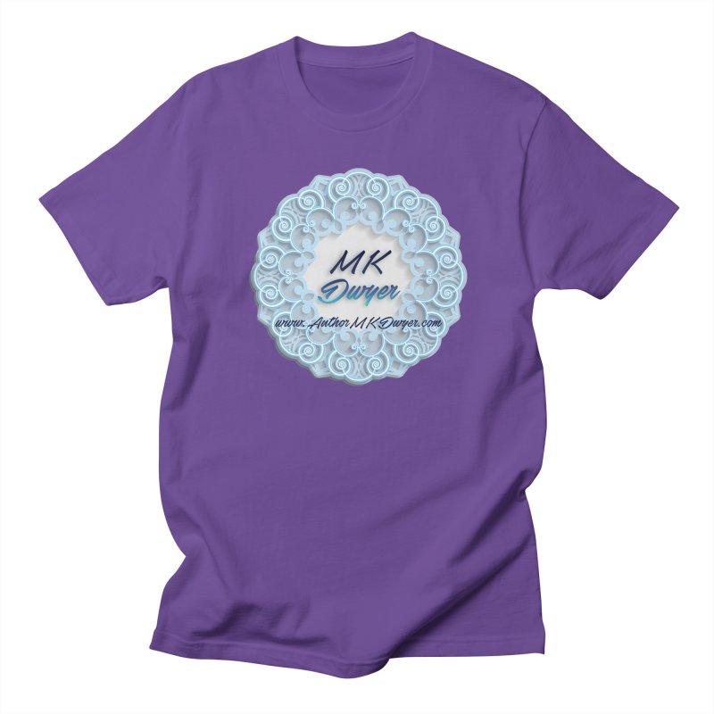 MK Dwyer Logo Women's Regular Unisex T-Shirt by AuthorMKDwyer's Artist Shop