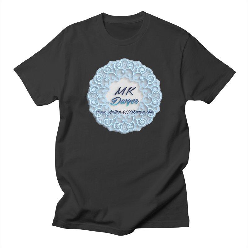 MK Dwyer Logo Men's T-Shirt by AuthorMKDwyer's Artist Shop