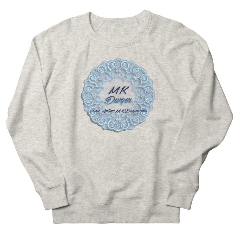 MK Dwyer Logo Women's French Terry Sweatshirt by AuthorMKDwyer's Artist Shop