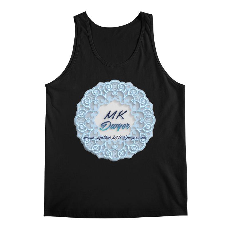 MK Dwyer Logo Men's Regular Tank by AuthorMKDwyer's Artist Shop