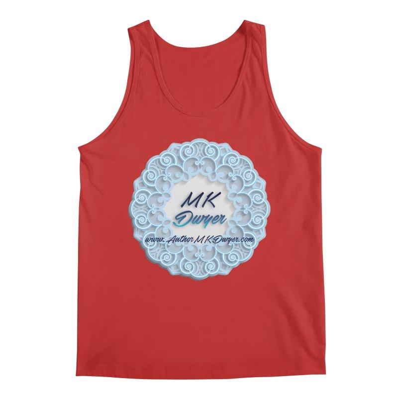 MK Dwyer Logo Men's Tank by AuthorMKDwyer's Artist Shop