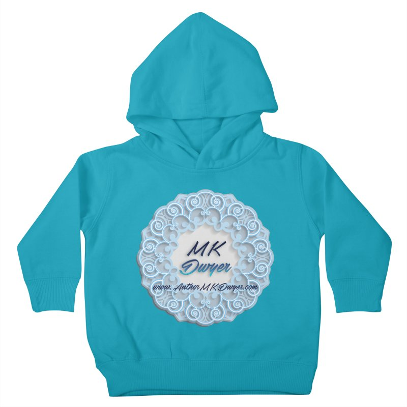 MK Dwyer Logo Kids Toddler Pullover Hoody by AuthorMKDwyer's Artist Shop