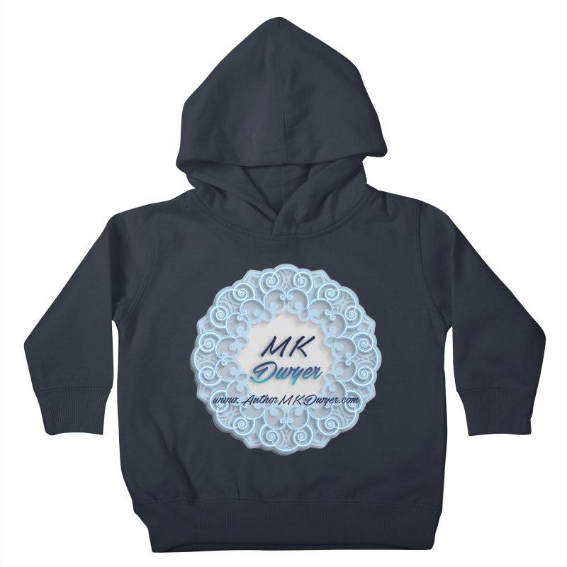 MK Dwyer Logo Kids Toddler Pullover Hoody by AuthorMKDwyer's Artist Shop