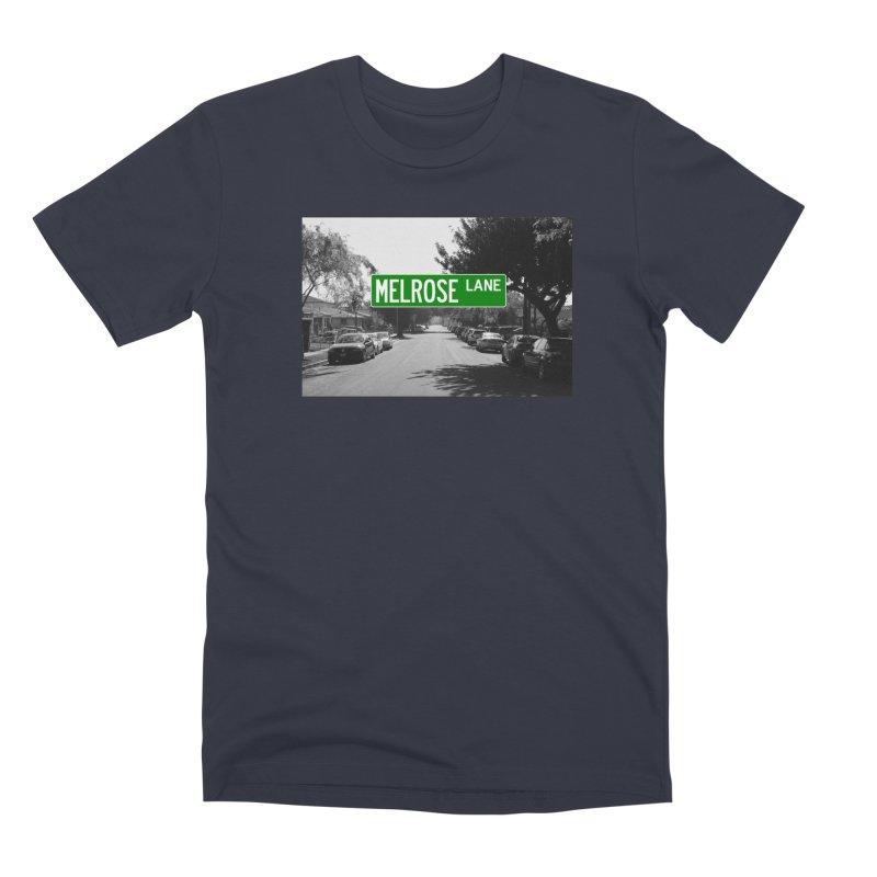Melrose Lane Men's Premium T-Shirt by AuthorMKDwyer's Artist Shop