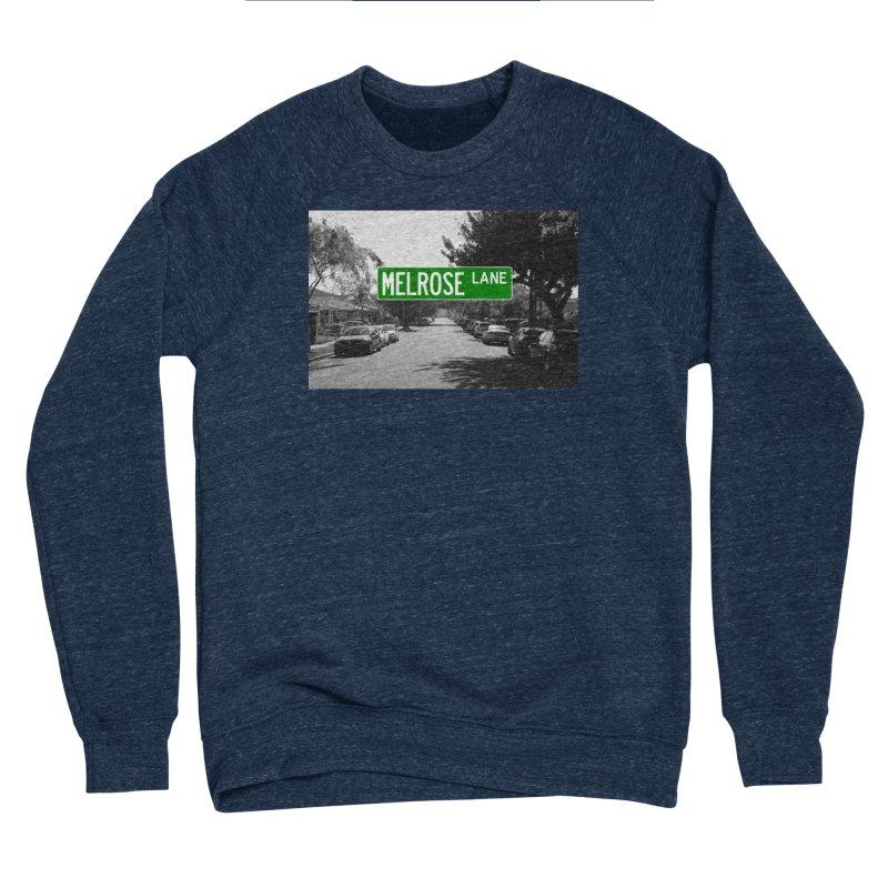 Melrose Lane Men's Sponge Fleece Sweatshirt by AuthorMKDwyer's Artist Shop