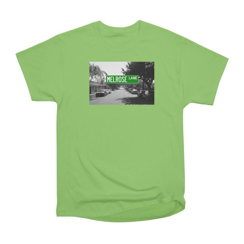 Melrose Lane Women's Heavyweight Unisex T-Shirt by AuthorMKDwyer's Artist Shop