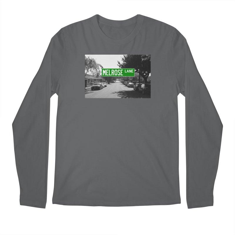 Melrose Lane Men's Longsleeve T-Shirt by AuthorMKDwyer's Artist Shop