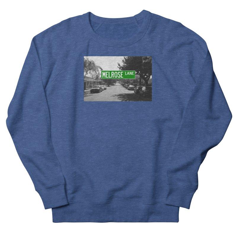 Melrose Lane Men's Sweatshirt by AuthorMKDwyer's Artist Shop