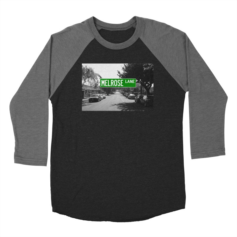 Melrose Lane Men's Baseball Triblend Longsleeve T-Shirt by AuthorMKDwyer's Artist Shop