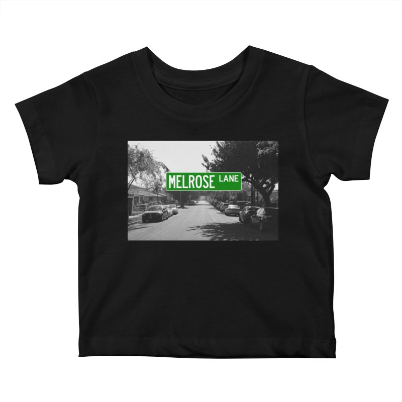 Melrose Lane Kids Baby T-Shirt by AuthorMKDwyer's Artist Shop