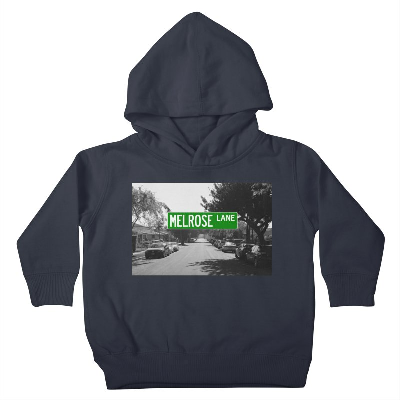 Melrose Lane Kids Toddler Pullover Hoody by AuthorMKDwyer's Artist Shop