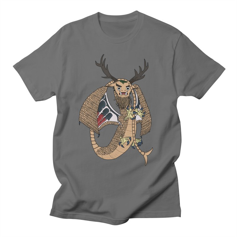 Piasa Bird Men's T-Shirt by P.L. McMillan's Artist Shop