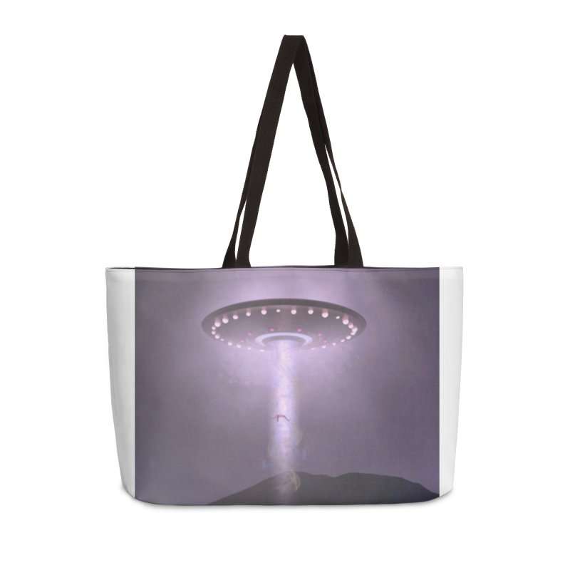 Theory Exx: Injection Drive Accessories Weekender Bag Bag by automatonofficial's Artist Shop