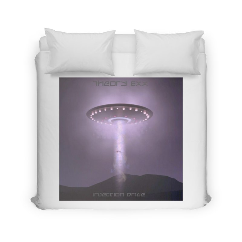 Theory Exx: Injection Drive Home Duvet by automatonofficial's Artist Shop