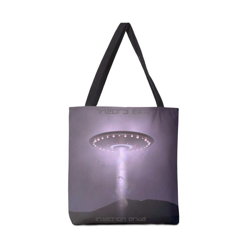 Theory Exx: Injection Drive Accessories Tote Bag Bag by automatonofficial's Artist Shop