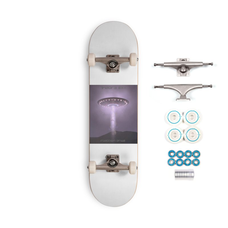 Theory Exx: Injection Drive Accessories Complete - Basic Skateboard by automatonofficial's Artist Shop