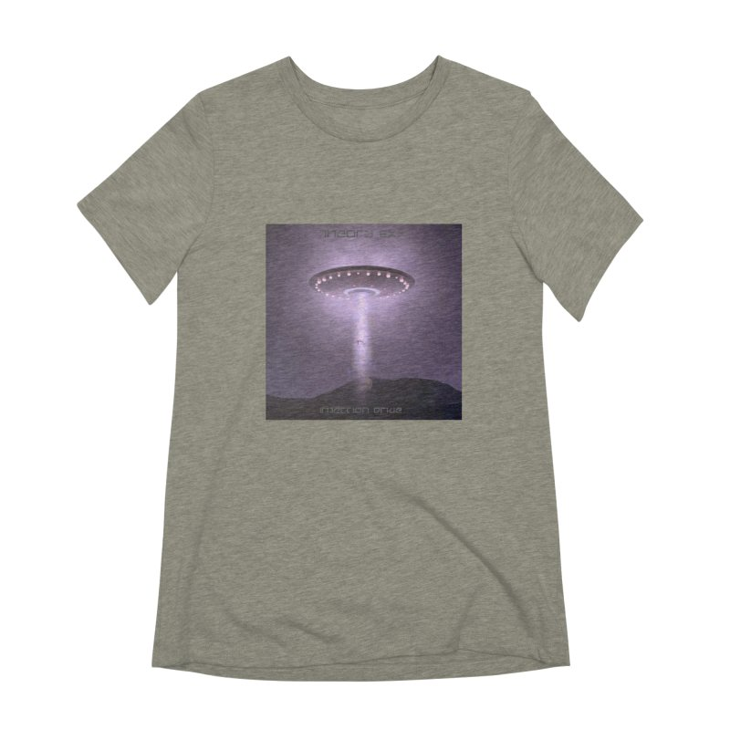 Theory Exx: Injection Drive Women's Extra Soft T-Shirt by automatonofficial's Artist Shop