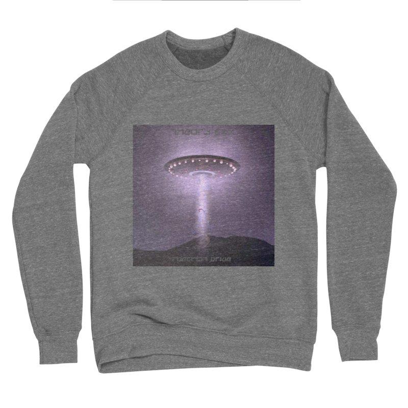 Theory Exx: Injection Drive Men's Sponge Fleece Sweatshirt by automatonofficial's Artist Shop