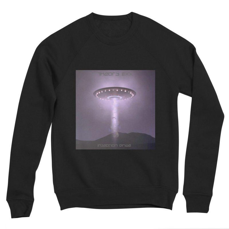 Theory Exx: Injection Drive Women's Sponge Fleece Sweatshirt by automatonofficial's Artist Shop