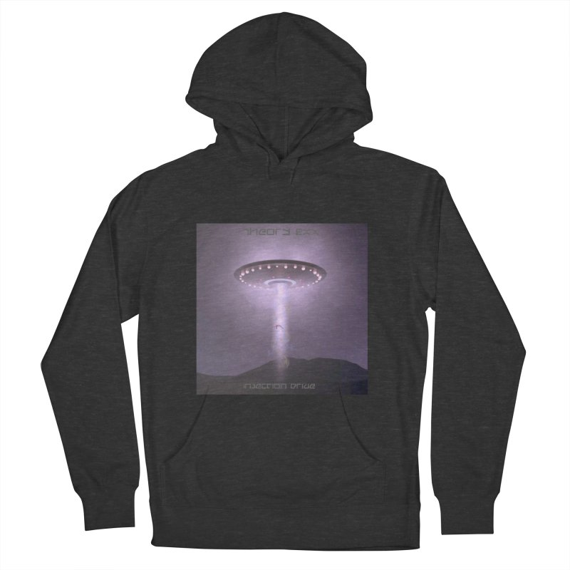 Theory Exx: Injection Drive Men's French Terry Pullover Hoody by automatonofficial's Artist Shop