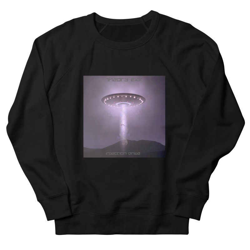 Theory Exx: Injection Drive Women's French Terry Sweatshirt by automatonofficial's Artist Shop