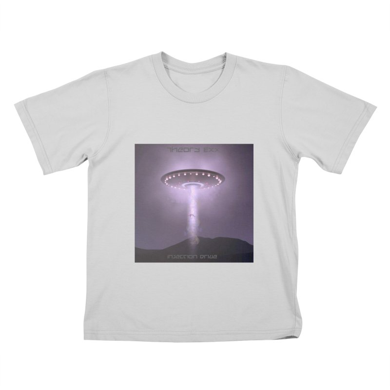 Theory Exx: Injection Drive Kids T-Shirt by automatonofficial's Artist Shop