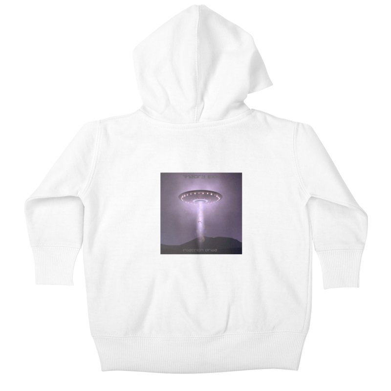 Theory Exx: Injection Drive Kids Baby Zip-Up Hoody by automatonofficial's Artist Shop