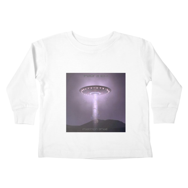 Theory Exx: Injection Drive Kids Toddler Longsleeve T-Shirt by automatonofficial's Artist Shop