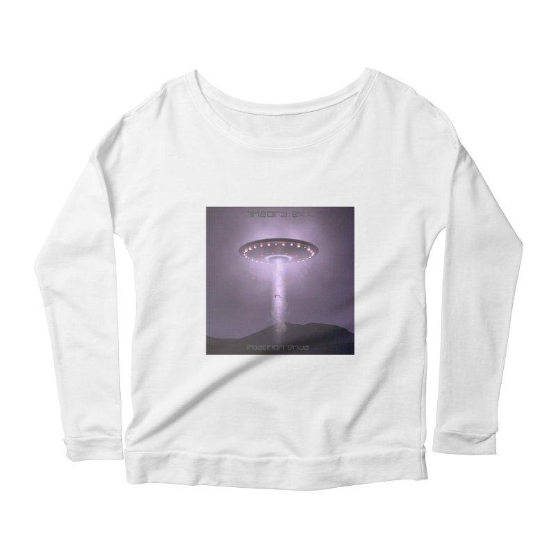 Theory Exx: Injection Drive Women's Scoop Neck Longsleeve T-Shirt by automatonofficial's Artist Shop