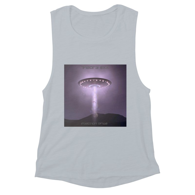 Theory Exx: Injection Drive Women's Muscle Tank by automatonofficial's Artist Shop