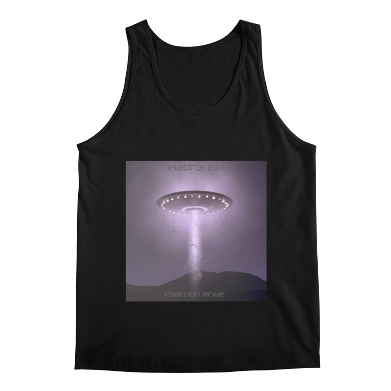 Theory Exx: Injection Drive Men's Regular Tank by automatonofficial's Artist Shop