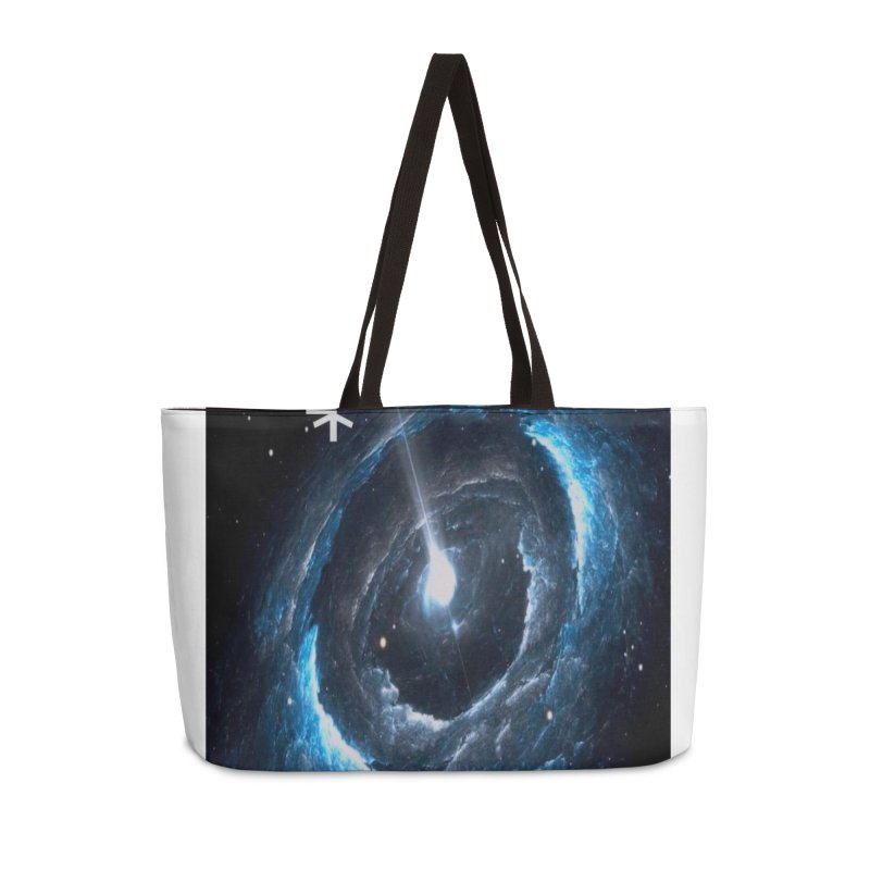 Theory Exx: Ascension Marker Accessories Weekender Bag Bag by automatonofficial's Artist Shop