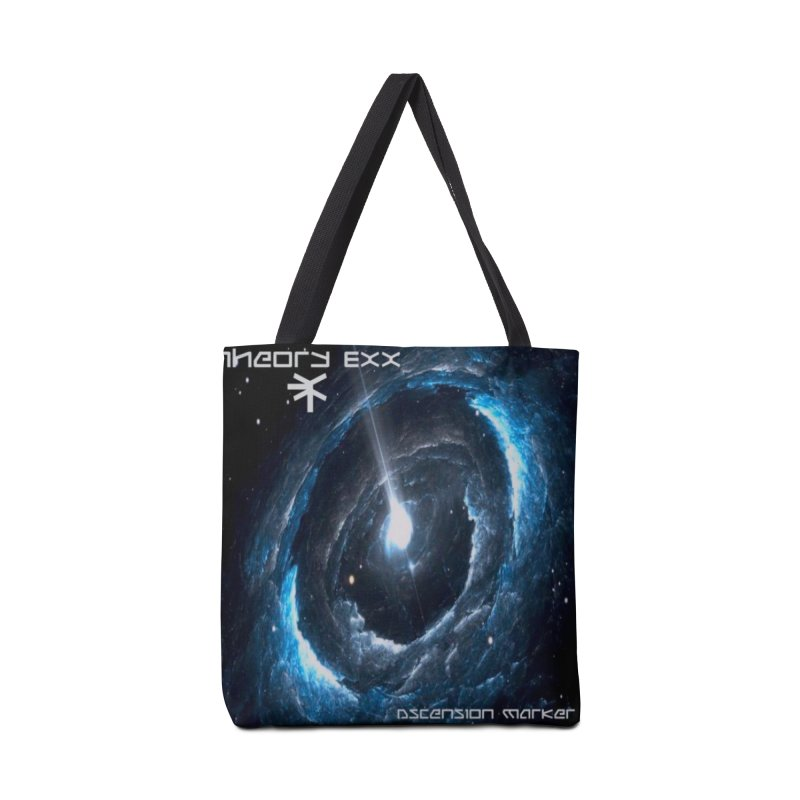 Theory Exx: Ascension Marker Accessories Tote Bag Bag by automatonofficial's Artist Shop