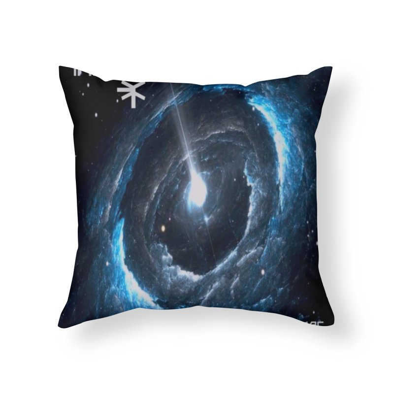 Theory Exx: Ascension Marker Home Throw Pillow by automatonofficial's Artist Shop