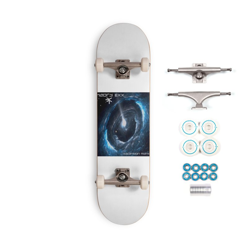 Theory Exx: Ascension Marker Accessories Complete - Basic Skateboard by automatonofficial's Artist Shop