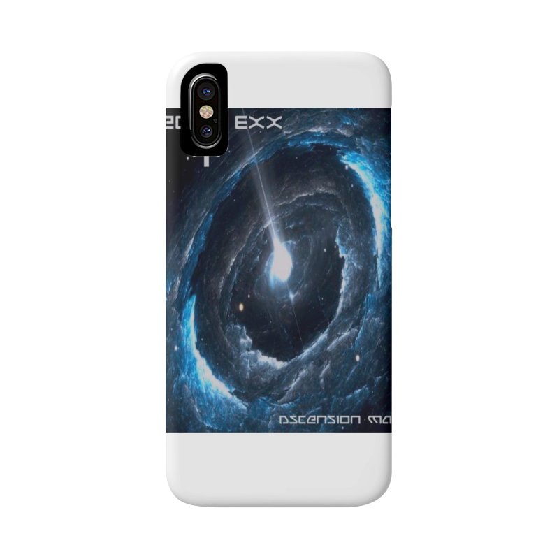 Theory Exx: Ascension Marker Accessories Phone Case by automatonofficial's Artist Shop
