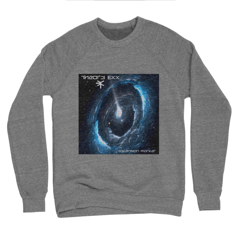 Theory Exx: Ascension Marker Men's Sweatshirt by automatonofficial's Artist Shop